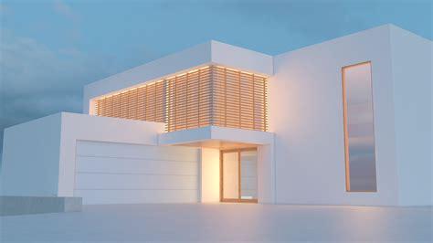 modern house hd wallpaper background image