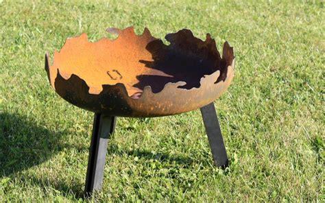 Feuerschalen Für Den Garten by Metall Fantasie De
