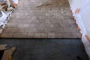 Pavé De Bois : terrasse en bois debout diverses id es de ~ Premium-room.com Idées de Décoration