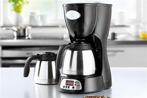 Kaffeemaschine Timer Thermoskanne : duo kaffeemaschine timer kaffeeautomat 2 edelstahl ~ Watch28wear.com Haus und Dekorationen