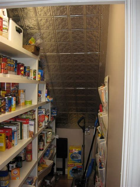 Basement Pantry Ideas Pantry Remodel Home Stairs Pantry Stair Storage