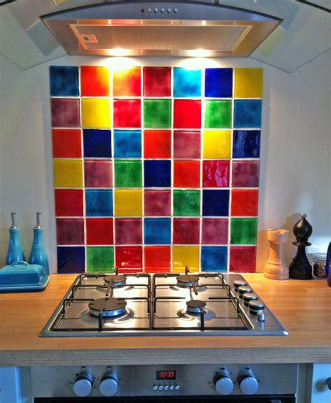 wall panels for kitchen backsplash glass on glass multi colour tile splashback