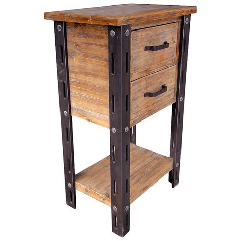tall bedroom end tables tall accent table simple living room with metal quality
