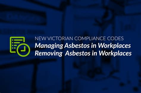 worksafe victoria releases  compliance codes