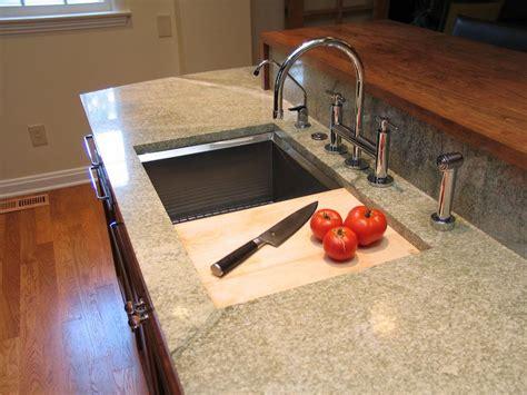 Kitchen Sink With Cutting Board   Kitchen Ideas