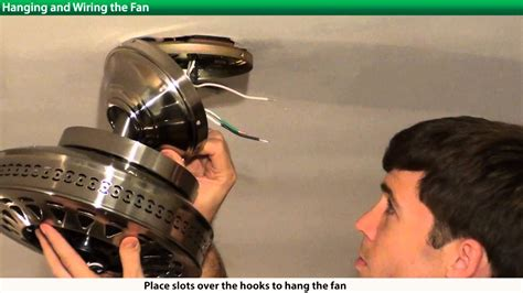 how to install a hunter ceiling fan how to install a hunter ceiling fan 2xxxx series models