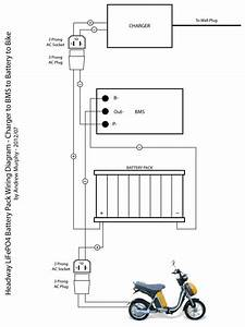 Ebike Electric Scooter Wiring Diagram And Electric Bike