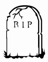 Drawing Coffin Template Tombstone Clipartmag sketch template