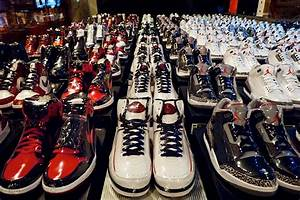 see the guinness world record sneaker collection With biggest shoe store