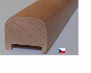 Dřevěné madlo zábradlí
