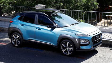 Hyundai Hybrid Suv 2020 by 2020 Hyundai Kona Interior Efficient Family Car