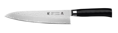 tamahagane kitchen knives tamahagane san tsubame 24cm chef s knife kitchenknives co uk