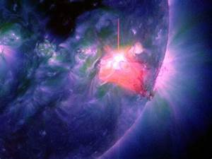Two Solar Flares Say Goodbye 2013 and Welcome 2014 | NASA