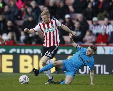Sheffield United: Mark Duffy to be assessed ahead of ...
