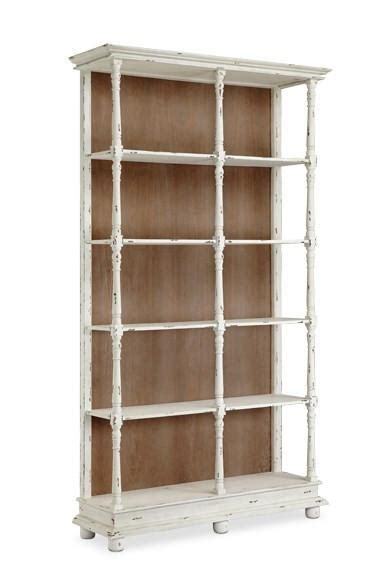 Stein World Bookcase by White 5 Shelf Bookcase 13589 Stein World