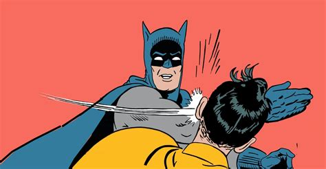 Batman Slapping Robin Meme Generator - what do you do when people don t listen to you good and evil ideas please girlsaskguys