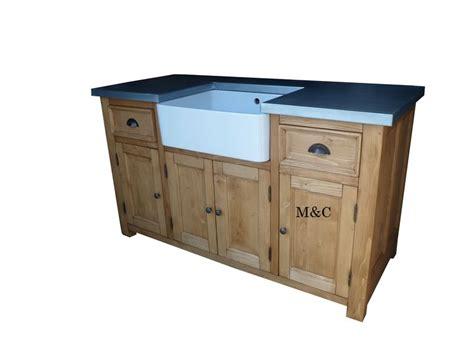 plan de travail cuisine en zinc grand meuble evier de cuisine dessus zinc