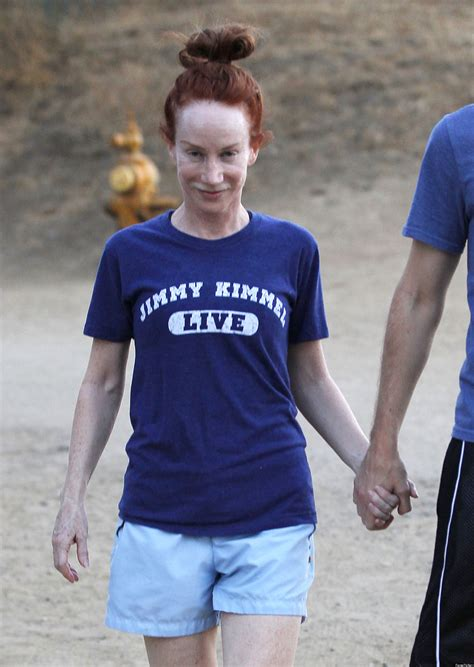 Kathy Griffin Without Makeup Is Barely Recognizable Photos Huffpost