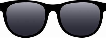 Clip Sunglasses Glasses Clipart Clipartion