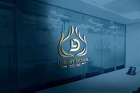 luxury logo brand design graphicsfamily