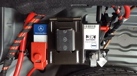 auxiliary battery malfunction mbworld org forums