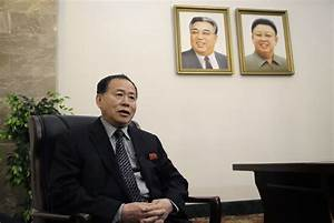 Pyongyang - North Korea's Vice Foreign Minister Says ...