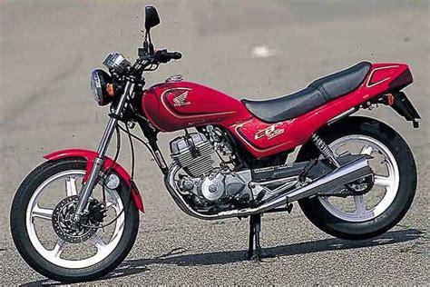 honda cb 250 honda cb250 1992 2003 review mcn