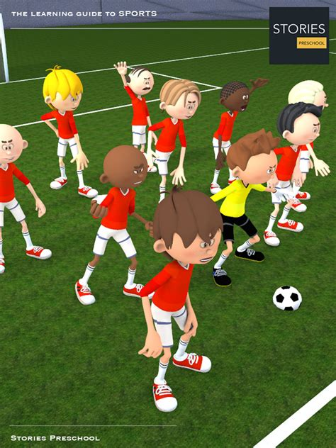 soccer stories preschool 654 | soccer book9