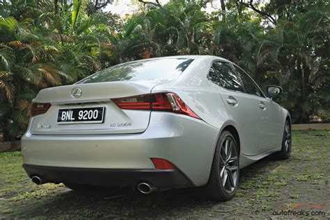 Lexus Is 200 T by Test Drive Review Lexus Is 200t F Sport The Smooth