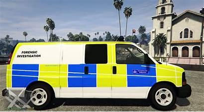 Police Forensic Van Investigation Met Gta5 Mods