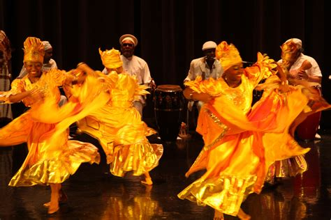 The presentations have led the world diverse repertoires in large format, but also chamber music. Afro Cuban Orisha Dance Theater has world premiere Dec. 17 ...