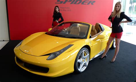 ferrari  spider launched pricing starts  rm mil