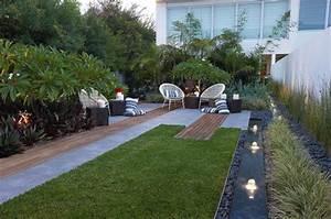 Petit Jardin Moderne : le jardin paysagiste 36 exemples pour vous inspirer ~ Dode.kayakingforconservation.com Idées de Décoration