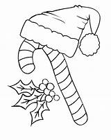 Candy Cane Coloring Pages Christmas Colouring Canes Printable Sheets Printables Clipart Candycane Truck Stuff Fire Everfreecoloring Library Popular Coloringhome Line sketch template