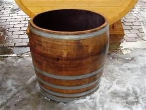 Weinfass Als Regentonne : holzfass wasserfass regentonne 240 liter ~ Orissabook.com Haus und Dekorationen