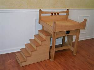 wood elevated dog bed with stairs elevated dog bed with With elevated dog bed with stairs