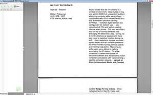 Warrant Officer Resume Summary Sle by Warrant Officer Resume Review Topic