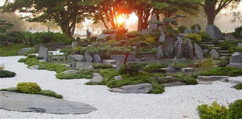 Japanische Zen Gärten by Leichtigkeit Und Tiefe Gartengestaltung In Friedland