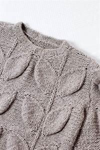Designer pullover stricken