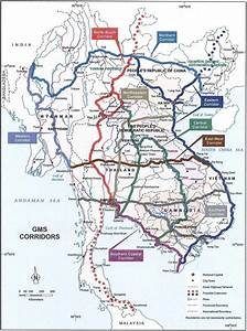 Gms Corridors Network