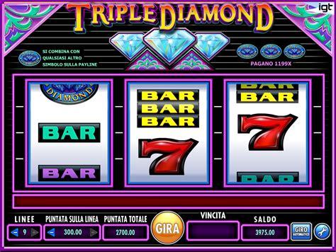 Triple Diamond Slot Machine Online Play FREE Triple ...