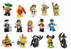 Lego Minifigures – serie rarissime da 1 a 4 – Blog di ...
