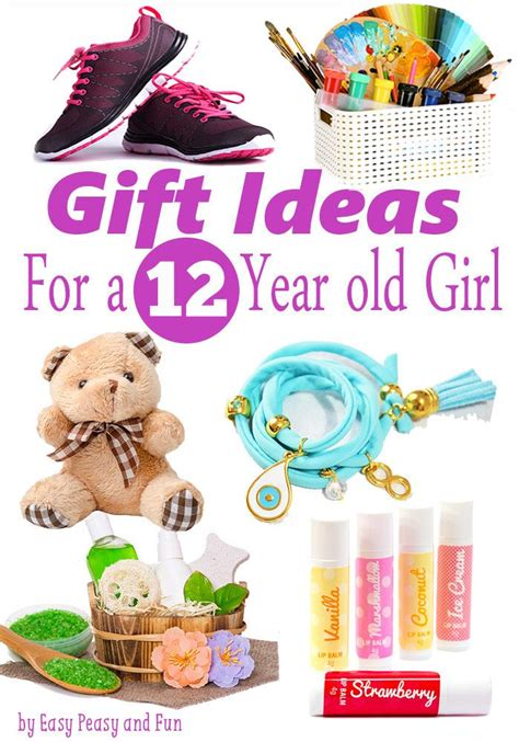 christmas gift ideas for 12 year girl best gifts for a 12 year easy peasy and gifts ideas 2016