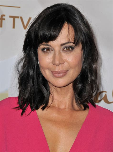 Catherine Bell by Catherine Bell At Hallmark Event At Tca Summer Tour In Los