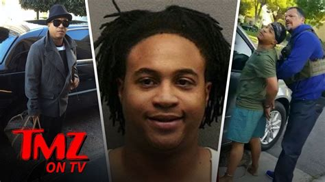 orlando brown arrested  bounty hunters   boxers