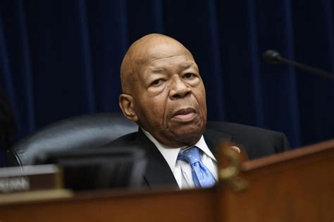 cummings elijah trump casa congressman rep negro blanca racista democratic dies chairman congress baltimore tuit legislador hatch washington attacks ny