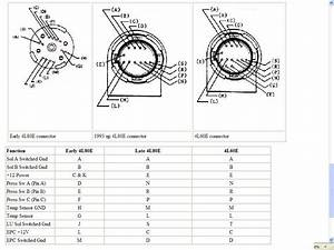 4l60e External Wiring Harness Pin Diagram 4  4l60e  Free
