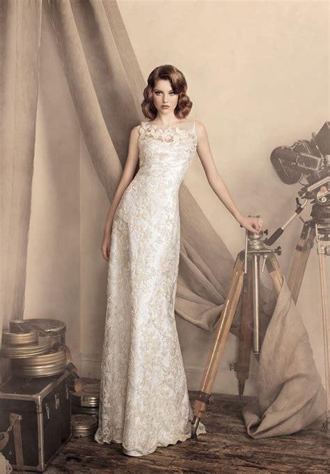 Whiteazalea Simple Dresses: Vintage Lace Wedding Dresses