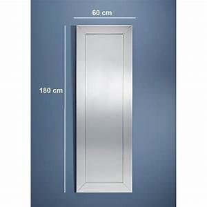 Miroir Rectangulaire Pas Cher : miroir 180 ~ Teatrodelosmanantiales.com Idées de Décoration