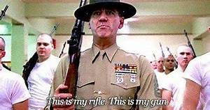Full Metal Jacket Quotes This Is My Rifle Ialoveniinfo
